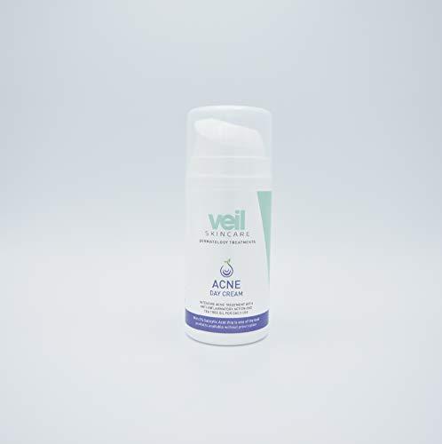 Veil Acne Crème de jour à l'acné à l'acide salicylique