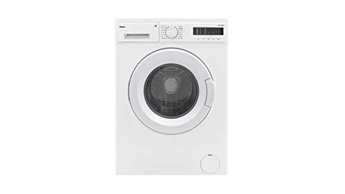 Teka | Lavadora de libre instalación con 15 programas de lavado | Blanco | 84.5 x 59.7 x 55.7 | Eficiencia Energética D
