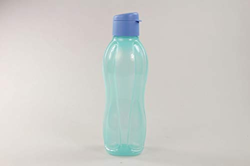 Tupperware To Go Eco 750ml Botella Turquesa Azul Claro 36346