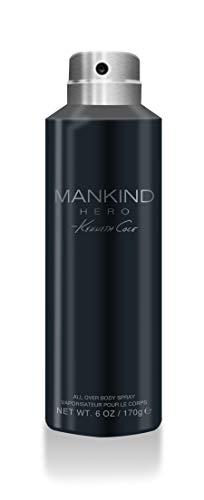 Kenneth Cole Mankind Hero Body Spray, 6 fl. oz.