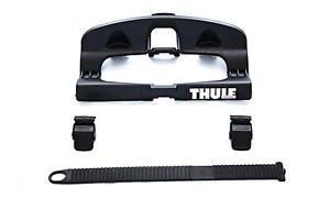 Reifenschale hinten, für Thule 591 ProRide Fahrradträger, Schnallriemen