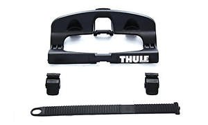 Thule 591 Pro Ride Bike Cycle Carrier | Wheel Holder Tray & Tie Buckle Strap