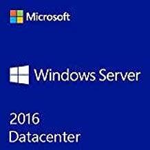 Windows Server Datacenter 2016-64 Bit - 16 Core