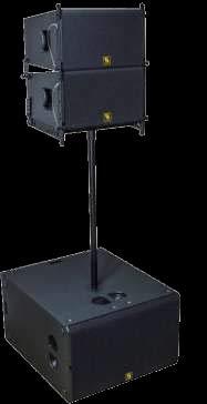 Linarled® - Sonido Profesional SUBGRAVE para Line Array Vera