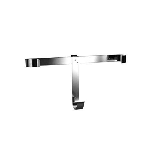 Kripsol Support pour piscine sauveteur mur vissé acier inoxydable