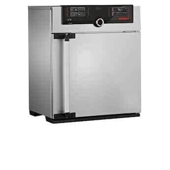 Over item handling Superior Memmert UN 110 Plus 230 Convection Gravity Volt Universal Oven