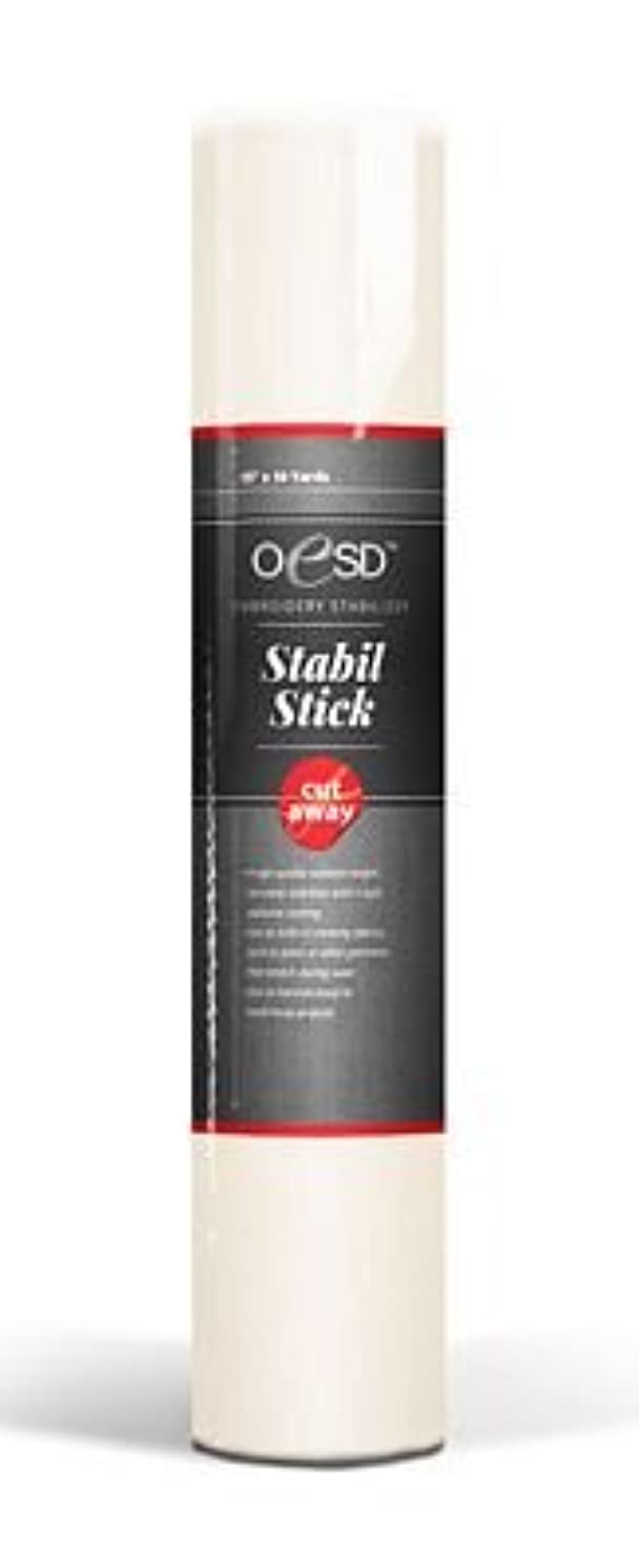 OESD StabilStick Cut-Away Stabilizer White 10