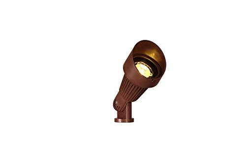5W LED Landscape Lighting Fixture in Bronze (BPL-104BRZ-5W)