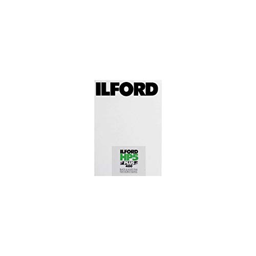 Ilford HP-5 Plus 400 Fast Black and White Professional Film, ISO 400, 5x7