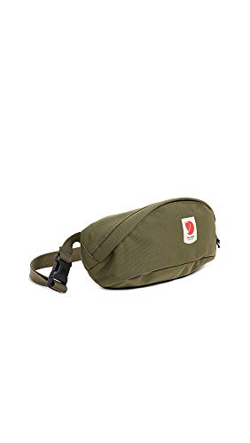 Fjallraven Wallets And Small Bags Ulvö Hip Pack M, Laurel Green
