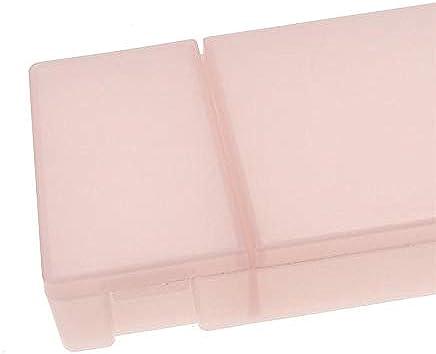 LaDicha Plastica Carino Matita Caso Storage Box Organizer Bella Kawaii Trasparente Ufficio Scuola Forniture - Rosa - Trova i prezzi più bassi
