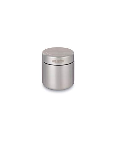 Klean Kanteen Lebensmittelbehälter 473 ml Food Canisters Single-Wall, Brushed Stainless, 8020092