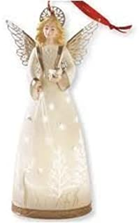 2011 Hallmark STARLIGHT ANGEL~ Keepsake Ornament Club Exclusive Ornament
