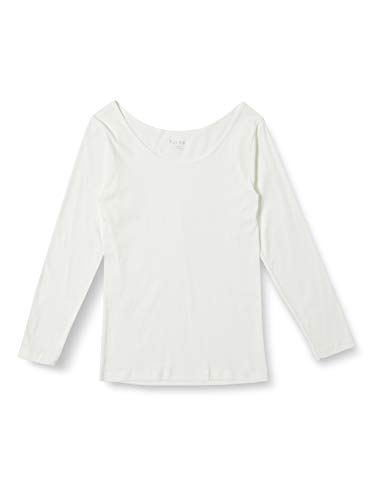 [グンゼ] インナー Tuche トゥシェ Intimate 着るコスメ 綿100% 8分袖 TC4046 レディース オフホワイト 日...