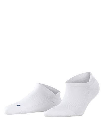 FALKE Damen Sneakersocken Cool Kick - Funktionsfaser, 1 Paar, Weiß (White 2000), Größe: 37-38