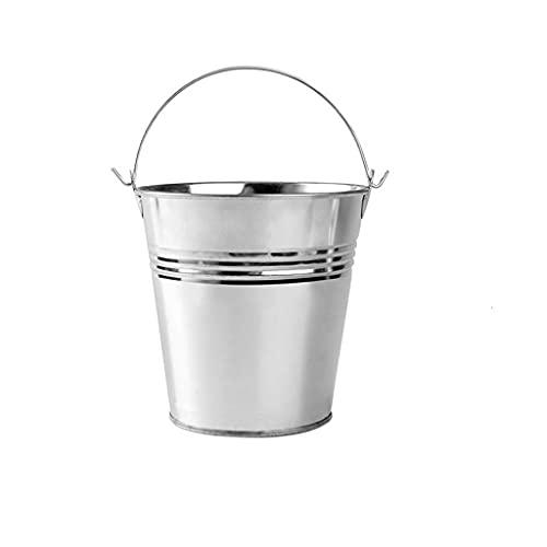 RongWang 6pcs Portatile Mini Latta Birra Secchiello per Il Ghiaccio Champagne Wine Cooler Barile Porta Cubetti di Ghiaccio Forniture per Bicchieri