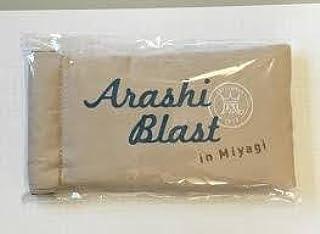 嵐 ARASHI 「BLAST in Miyagi 宮城」 コンサート 2015 公式グッズ メガネケース