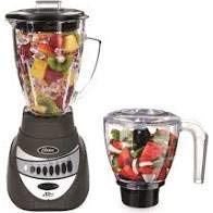Oster® Precise Blend 700 Blender Plus Food Chopper - Gunmetal BLSTTA-GFP