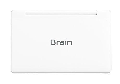 シャープカラー電子辞書Brain生活総合モデルホワイト系PW-SA2-W