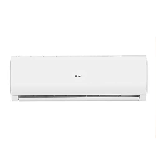 Haier 1 Ton 3 Star Split Air Conditioner (Copper HSU-12TFW3CN White)