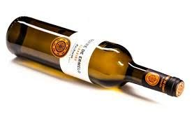 Botella de Vino Blanco Torres de Ermelo Albariño 100% Rias Baixas 2019
