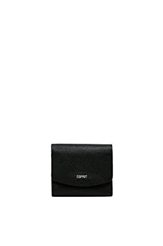 ESPRIT Accessoires Damen F_foc Clas City Geldbörse Schwarz (Black)