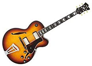 FGN Masterfield – Jazz semiaku Stik de guitarra, Jazz Burst ...