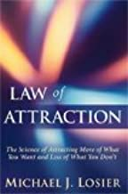 Law of Attraction by Losier, Michael J. [Hardcover]