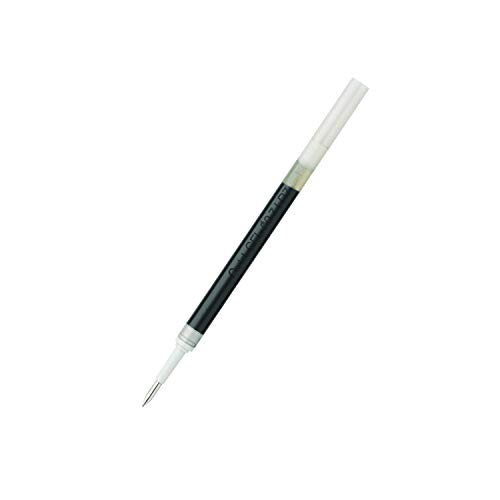 Pentel LR7 ricarica per penna roller EnerGel 0,35 mm tratto, Ø 0,7 mm, 12 pezzi nero