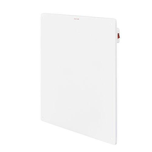 [in.tec] Panel de calefacción por Infrarrojos radiador de Pared de cerámica Blanco Ahorra energía...
