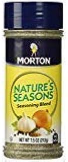 Mortons Natures Seasons No MSG Seasoning Blend 7.5oz Bottle - PACK OF 12