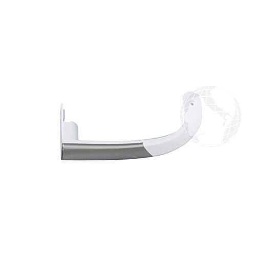 Tirador puerta superior para frigorífico (ORIGINAL Beko) color blanco y gris, código...