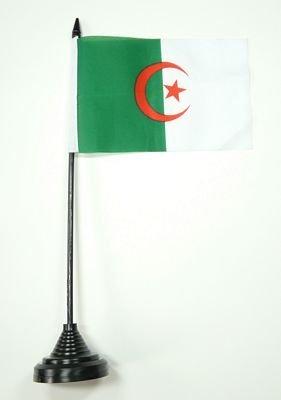 Fahne / Tischflagge Algerien NEU 11 x 16 cm Flaggen