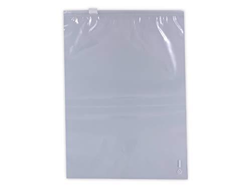 50 ha sacchetto cursore sacchetto 23 x 30 cm, richiudibile cursore della cerniera scivolo 230 x 300 mm
