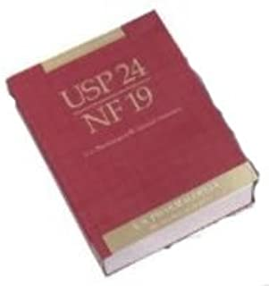 United States Pharmacopeia (USP # 24 NF19) (Hardcover Text w/ 3 Supplements)