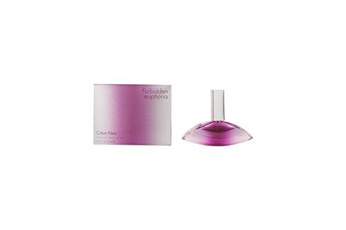 Calvin Klein Forbidden Euphoria femme/woman, Eau de Parfum Vaporisateur, 1er Pack (1 x 50 ml)