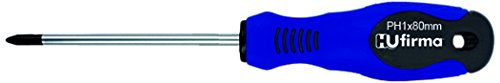 Hufirma 3895250 schroevendraaier kruiskop PH blauw