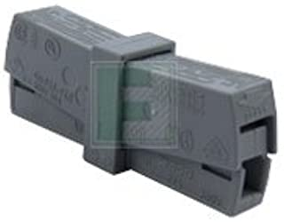 WAGO CORPORATION 224-201 Terminal Blocks & Barrier Strips euro-style 224 Series 2 Point Connection 20-16 AWG Service Connector Cage Clamp - 25 item(s)