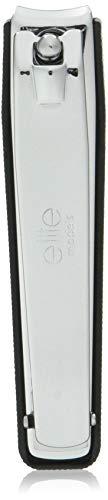 Elite Models - Tagliaunghie per pedicure, 80 x 15 mm