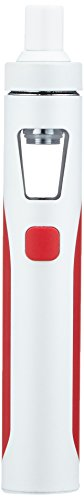 Joyetech eGo AIO 1500 mAh mit 2 ml Tank, Riccardo All-in-One e-Zigarette, rot-weiß
