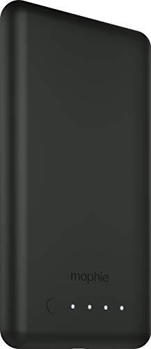 Mophie 4144 - Cargador (Interior, USB, Cargador inalámbrico, Negro)