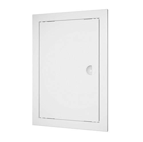 Panel de acceso (300 mm x 400 mm, plástico para puerta de...