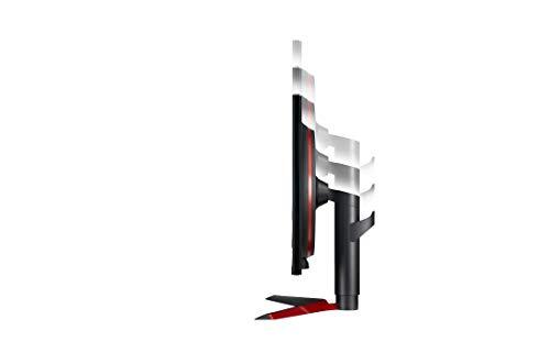 LG 27GL83A-B 68,58 cm (27 Zoll) Ultragear™ WQHD Gaming IPS Monitor (144 Hz, 1ms GTG, G-Sync, DAS Mode), schwarz - 10