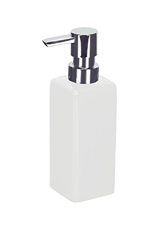 Kleine Wolke - Dispenser Flash in Porcellana, per Sapone Bianco