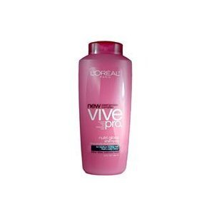 L'Oreal Bombing new work Vive Pro Nutri Gloss Shampoo Curly Medium Long For Now free shipping To