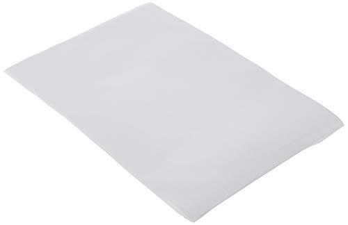 Pirulos Sábana Bajera Ajustable de Alta Calidad 100% Algodón para Mini Cuna de 50 x 80 cm/Sábana Bajera Minicuna Bebé Alta Calidad, Color Blanco