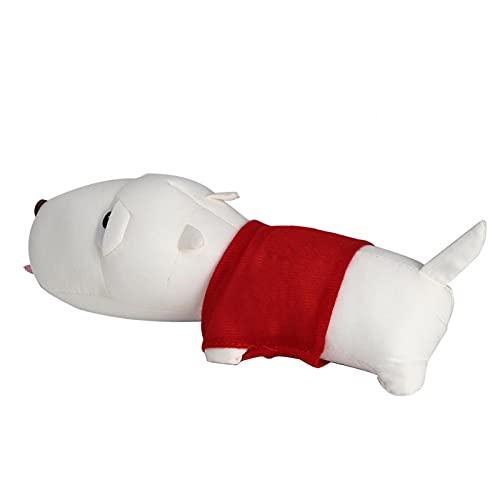 Shipenophy Desodorizante Ambientador de Aire Reutilizable, no tóxico, Universal, para Perros pequeños, para Mantener un Ambiente Fresco, seco y sin olores(Red)