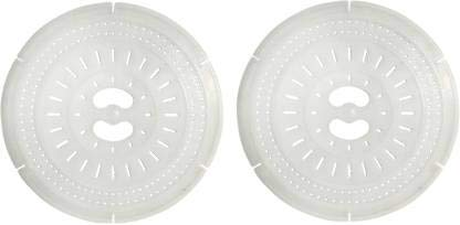 AV Plastic Spin Cap | Spin Cover | Spinner | Dryer Safety Cap Compatible/Replaceable for Samsung Washing Machine (10.4 Inch) - Pack of 2