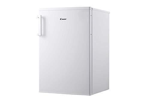 Candy CCTOS 542WHN - Mini frigorífico con congelador, 109 litros, 40dba, Iluminación led, Ancho 55cm, Clase F, Blanco
