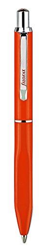 Filofax 61092 Calipso Mini Druckkugelschreiber, orange